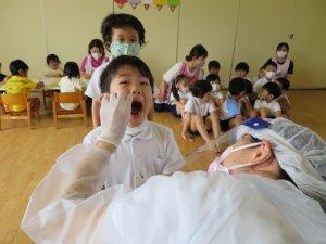 歯科・内科検診